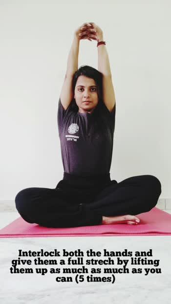 streching Exercises #yoga #yogablogger #yogapractice #risingstar #roposostar #roposo #risingstaronroposo #yogablogger #yoga4roposo #yogajourney #yogalove #yogapractice #yogafitness #yogaforlife #fitnessmotivation #fitness #fitnessblogger