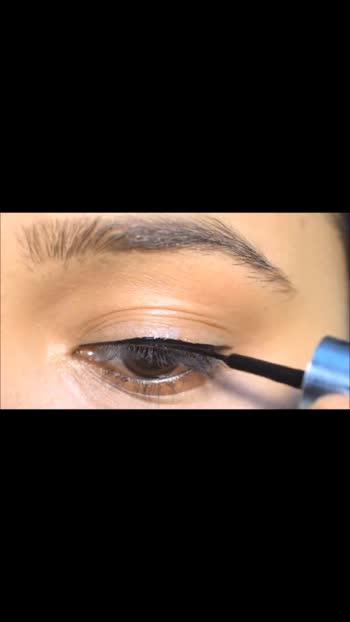 #eyeliner #fasionquotient #fashionbloggerindia