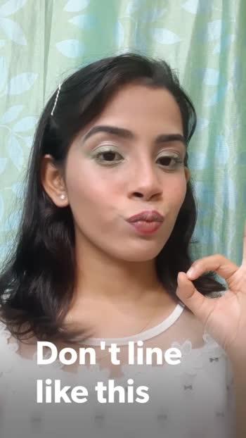 💯 working for simple classy looking lips #lips #lipsticklove #lipstickaddict #liptutorials #simpl #easysteps