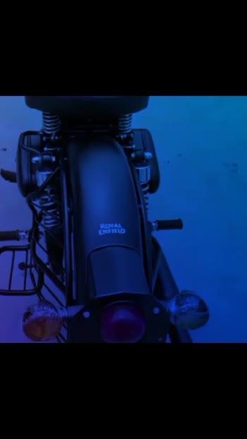 #bullet #bullet lover #bullet lovers #bullet classic 350 #bullet standard #bullet status #bike modification #modified bullet #black bullet #bullet sound
