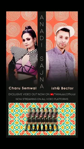 Here's presenting an exclusive video of 'Anadi Sajna' featuring Charu Semwal and IshQ Bector . >> https://bit.ly/Anadi_Sajna . Streaming on all Video Platforms . #anadisajna #ishqbector #charusemwal #jointhecult #tmmusic #nonfilmmusic #localvocals