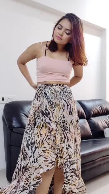 shrug as skirt