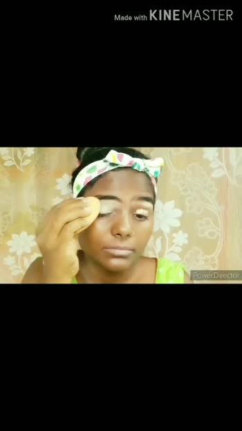 Festive makeup look💄step by step #makeup#festivemakeup#trending #viral #forupage #roposo
