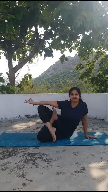 #Padmasana variation