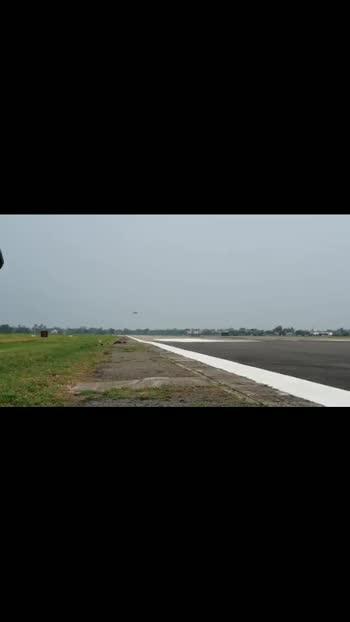 The Touchdown of Rafale at Ambala...🇮🇳🙏🇮🇳#Rafales#इन्डिया #आत्मनिर्भर_भारत