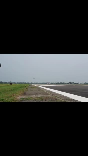 #Welcome_Rafale_In_India 🇮🇳 ✈ 🚀 The Touchdown of Rafale at Ambala airbase.
