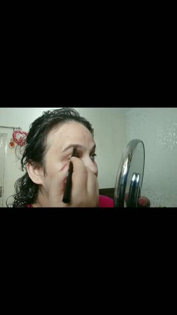 #rakshabandhan2020 #eyemakeuptutorial PART 1