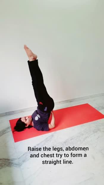 Sarvangasana (shoulder stand pose) #yoga #yogalove #yogainspiration #yogainlove #risingstar #roposostar #risingstaronroposo #roposo #sarvangasana #yogapostures #yogapractice #yogapassion #yogablogger #yogamylife #yogamotivation #yoga4roposo #fitness #fitnessblogger #fitnessmotivation #yogaaroundtheworld #yogadaily #yogagirl #fitindia #indianyogacommunity #yogacommunity #yogacontest #yogajourney #fitnessjourney