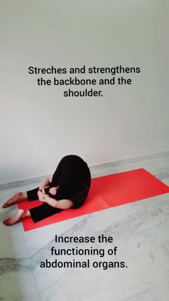 KARNAPIDASANA (ear to knee pose) #yoga #yogalove #yogainspiration #yogaeveryday #yoga4roposo #yogaprogress #yoga4roposo #yogafitness #yogaathome #yogamotivation #yogagirl #fitnessmotivation #fitnessblogger #yogajourney #fitnessjourneywithme #karnapidasana #yogacommunity #yogacontest #yogaforlife #yogalifestyle #yogasana #yogaaddict