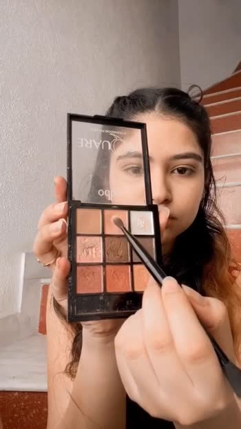 Warm smokey eyes for rakhi #makeup #roposo #soroposo #smokeyeyes #fashionquotient #fashionquotientchannel #makeupartist #makeuptutorial #makeuplover #rakhimakeup