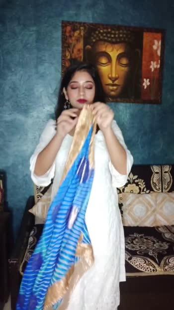 Dupatta drapes😍  #fashion #fashionblogger #rakhilook #dupattasuits #stylinghack #stylinghacks #fashionhacks #fashionhack #risingstar #risingstaronroposo #rop #foryoupage #foryourpage #foryoupagevideo #explorepage #fyp #fashionvideos