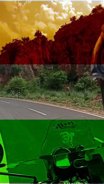 #Aravali hills