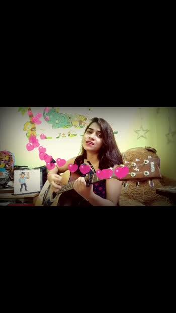 Happy Rakhi #roposho #roposhostar #singingstar #acousticguitar #guitarcover