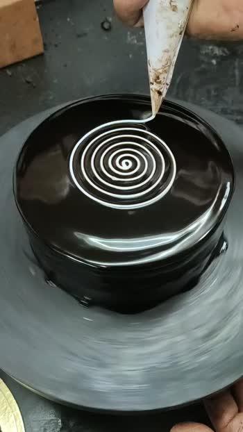 chocolate cake easy decorate dostu#cake-lover #cakemaking #cakecutting #cakedecorating @roposocontests @roposotutorial