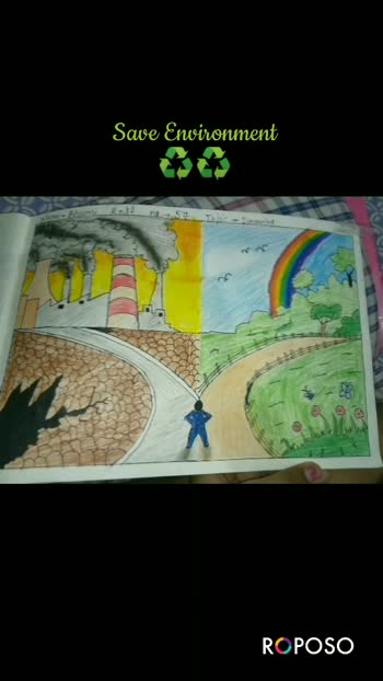 #drawing #mydrawing #oilpastel #painting #festival #holi #independenceday #cartoon #shizuka #miniemouse #population_day #safe #water #earth #quitsmoking #bhumi #bhumisingh