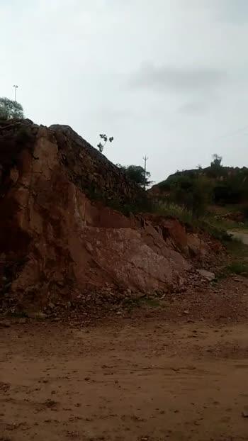badrai  aravali  hills   #shamjimandir