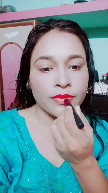 lipstick tutorial  #makeup #lipstick