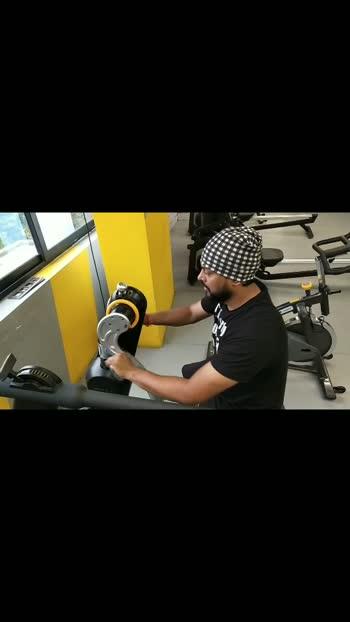 #missingmygymdays #workoutmotivation #gymlovers #bodybuildingmotivation #healthylifestyle #malemodels #telugu-roposo #personaltrainer #workouttips #healthiswealth #fitindiamovement #fitnessmodel #gympartner #fithaitohhithai #exerciseeveryday