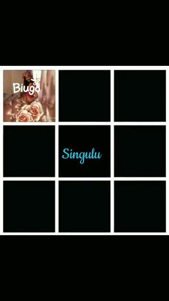 #singulu_singulu 💙💫🤗#Lahari_angel👩❤️👸