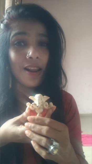 #ek dantaya vakratundaya Gauri Ganesha