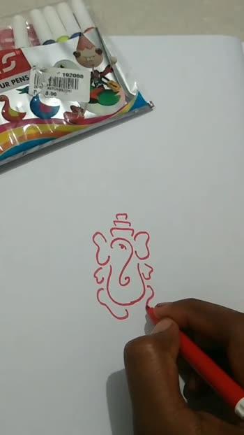 #drawingskills #drawingsketch #vinayakachaturthi  Happy Vinayagar chaturthi