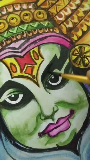 #roposoart#artistonroposo #artist #artoftheday #foryou#foryourpageviralvideo #foryourpage .