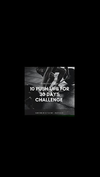 #fitnesschallenge