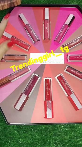 Hilary Rhoda Liquid Lipstick Box ❤️ #lips #liquidlipstick #mattelipstick whatsapp me 8595832885