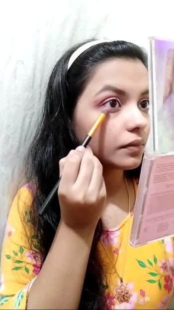 minimal pink look💕 #makeup #makeuptutorial