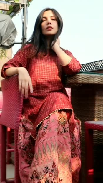 ethnic outfit inspo #glancexroposo #featured #fashionquotient