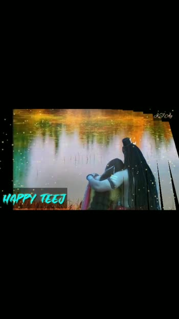 #happyteej #lordshivaparvti #roposostar