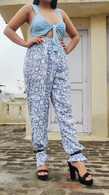 Styling Printed Bottoms ! #stylingvideo #printed #fashionvideo #styleinfluencer