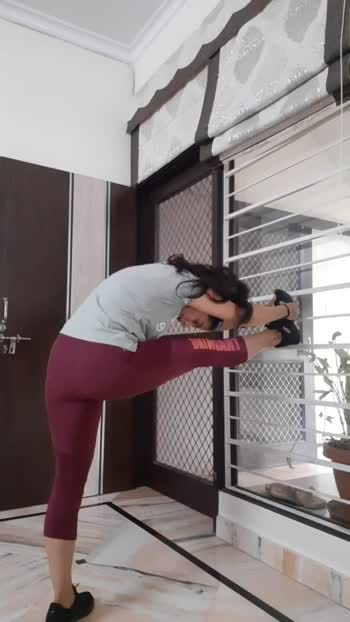 leg stretching for leg workout