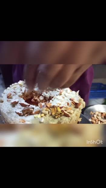 Ghevar😍 #ghevar#rakhi#rakhispecial#ghevarrecipe#teej#foodgasm#delicacy