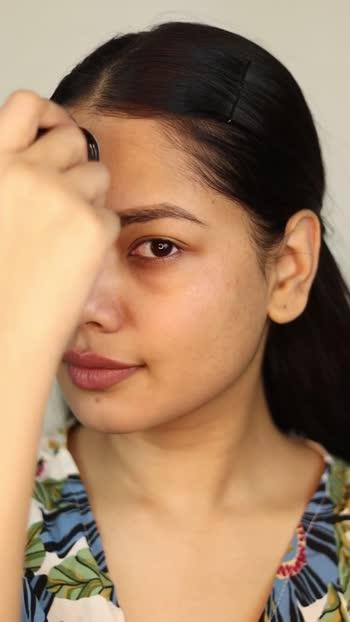 Skin prep for dry skin type ❤️ #skintype #dryskintype #dryskin