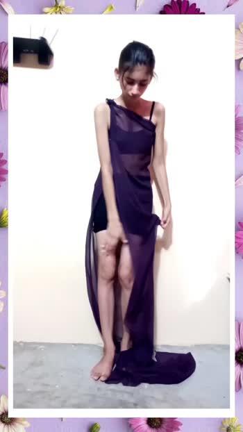 Dress out of dupatta.  #fashionista #fashionquotient #dupattastyling #styleblogger