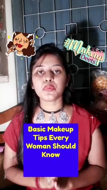 BASIC MAKEUP TIPS EVERY WOMAN  SHOULD KNOW AND FOLLOW #lookgoodfeelgoodchannel #lookgoodfeelgood #basicsteps #makeupforbeginners #makeuptips #makeupgoals #basicmakeup #makeuptipsandtricks #makeuptricks #prepskin #glowyskin #roposostar #viralvideo #women-fashion #fashionquotient #fashionblogger #womanfashiontrends #skincaretips