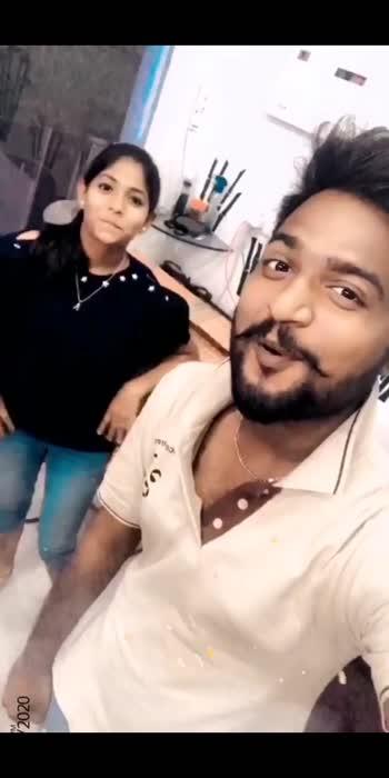 Bro sis 😍#kannitheevuponna #tamilpadalagal