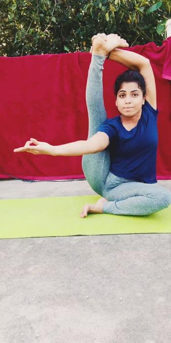 #yogalifestyle #fitindia #fitnessmotivation #rosopostar #rosopoindia #trendingvideo