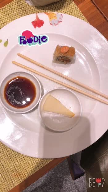 #Foodie Sushi 🍣 #foodie