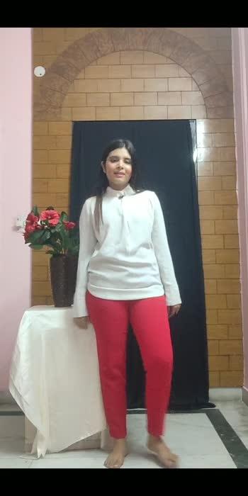 Styling Red Pants ! #stylingvideo #fashionvideo #fashioninfluencer