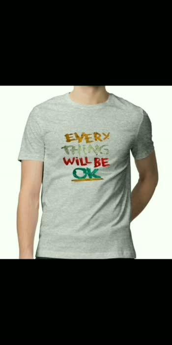 Everything will be ok Collection#sbachelor #tshirt #slogantshirt  #mensfashion #menonroposo #fashion #style #outfit