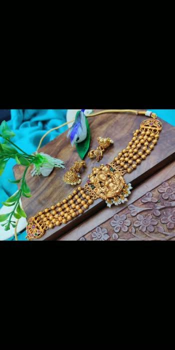 choker set  850/- free shipping  #jewelry #choker #jewellerylove #jewelleryaddict #sal #tiktok #tiktokvideo #roposostar #moj