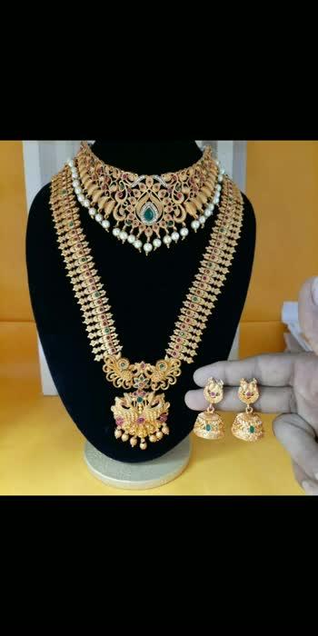 combo offers  https://chat.whatsapp.com/GiEAJb5xhIABwryRprU9k8 #combo #jewellery #jewellerytrends #jewelleryaddict #jewelleryaddict #bridalwear #bridaljewelry #bride #roposostar