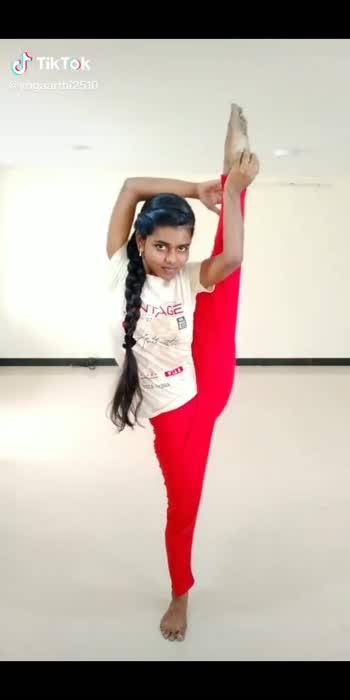 #roposo #yoga #yogachallenge #yogalove #yogainspiration #yogaday #yogapractice #yogaeveryday #yoga4roposo #yogalife #yogaeverydamnday #tamilnadu #flexible_body #contortionist #yogaaddict #fitness #tiktokvideo