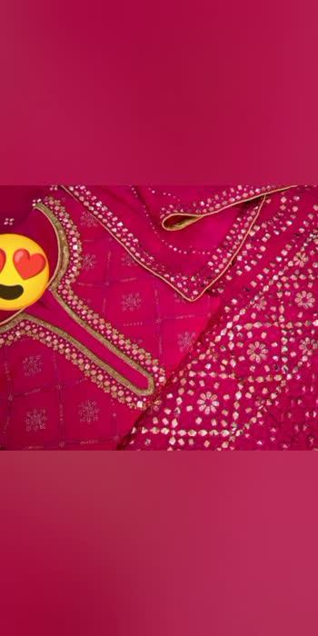#bestbridal #suitsonline #redsuit #pinksuit #orangesuit #gotapattisuit