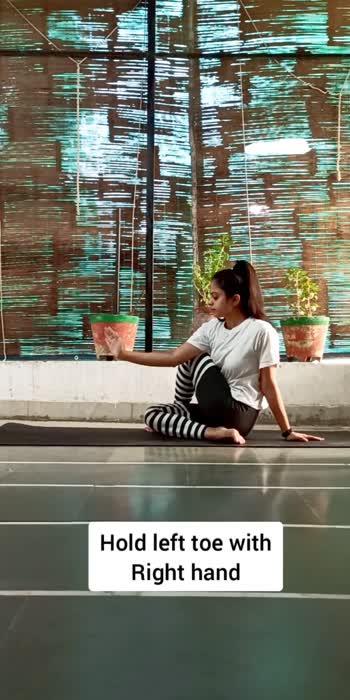 matseyndrasana Tutorial #tutorial #yoga