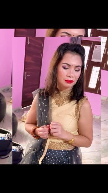 #japenese #beauty #makeup #desiavatar #indianmakeup