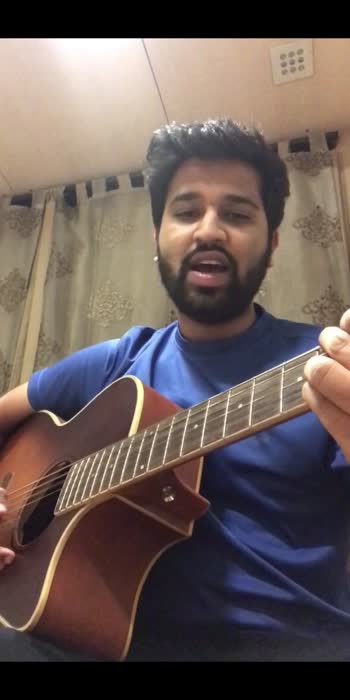 There's something about you girl... #tennulekejana #jaiveeru #bollywood #coversong #unplugged #guitarcover