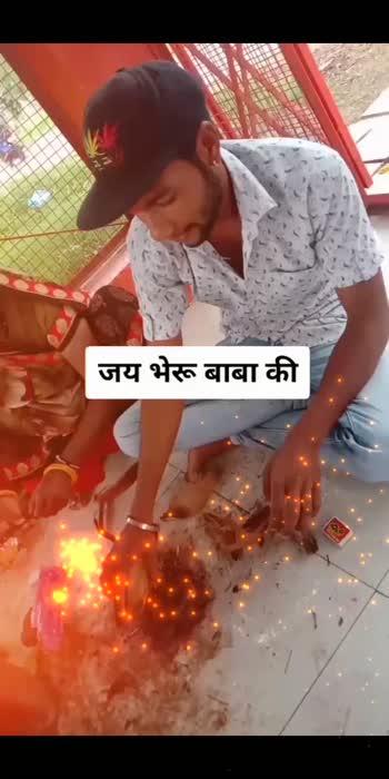 जय बाबा#followme #simrolkalakar ☝️dogle #simrolkalakar #roposostar #indore_no_1 #india #takatak_india #foryoupage #followme